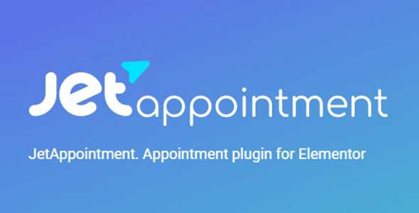JetAppointment v1.1.0 – Appointment plugin for Elementor