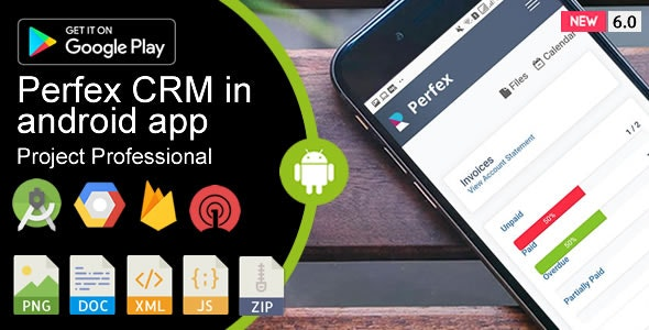 Weboox Convert v6.0 – Perfex CRM to app Android