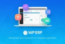 WP ERP v1.5.16 + Extensions