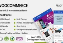 Android Woocommerce v1.9.3 – Universal Native Android Ecommerce / Store Full Mobile Application
