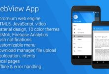 Universal Android WebView App v2.6.0