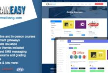 TrainEasy v3.2 Training & Learning Management System