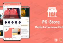 PS Store v2.5 – Mobile eCommerce App for Every Business Owner