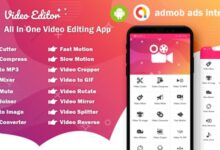 Android Video Editor v1.0 – All In One Video Editor App
