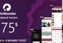 WoWonder Combined v2.0 – Android application for WoWonder