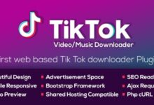TikTok Video and Music Downloader with no Watermark
